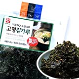 Korean Seaweed Cut 40g x 3, Free Salt and Oil