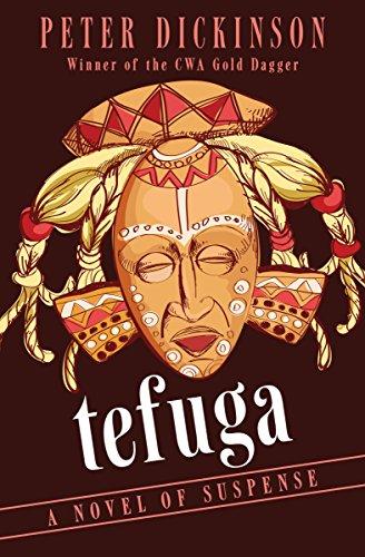 Tefuga: A Novel of Suspense (The James Pibble Mysteries Book 2)