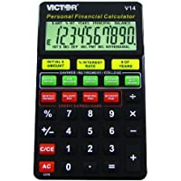 VCTV14 - Victor V14 Personal Financial Calculator For Dummies