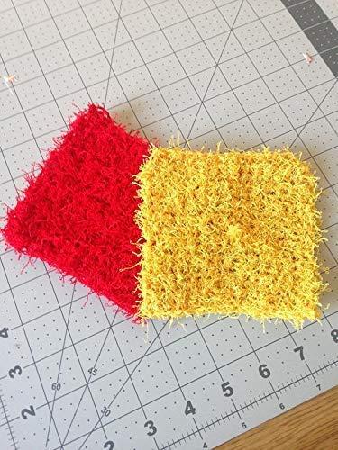 crochet scrubber - 6