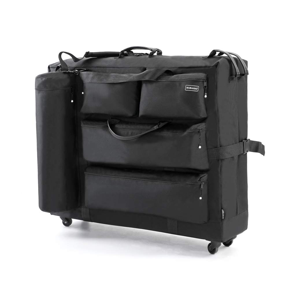 DR.LOMILOMI Universal Massage Table Carry Case Bag with Wheels by DR.LOMILOMI