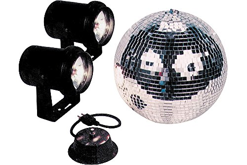 American DJ M-520L 12'' Mirror Ball by American DJ