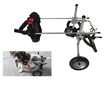 Amazon.com: Silla de ruedas para perro, carrito para ...