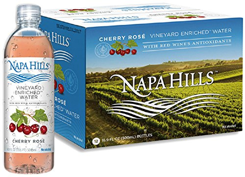 The 1 best napa hills wine water