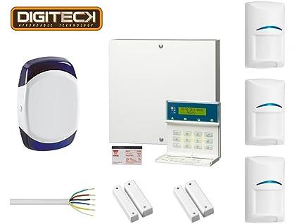 Scantronic 9651 EN41 Sistema de alarma de intrusión por ...