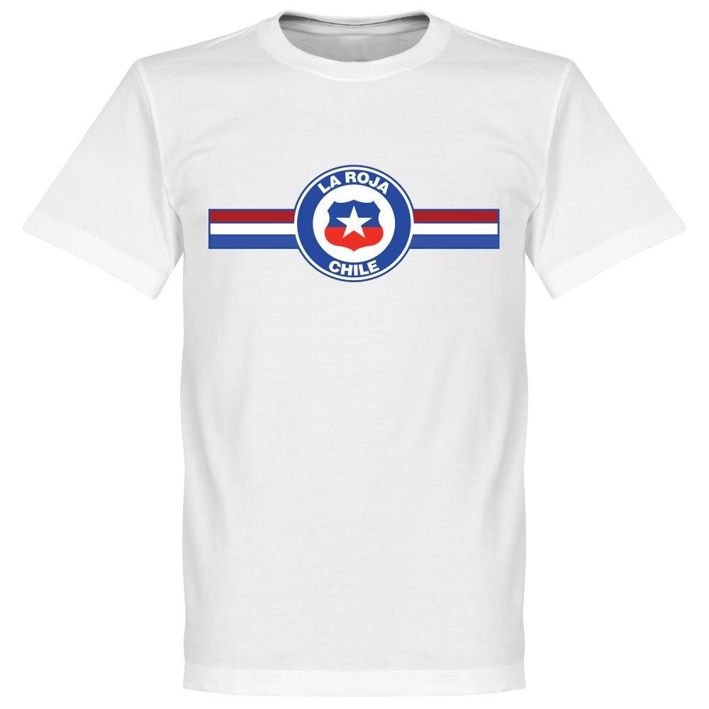 Chile Sanchez camiseta de fútbol, color blanco, unisex, blanco: Amazon.es: Deportes y aire libre