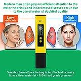 Digital PH Meter Tester Kit, High Accuracy Pocket