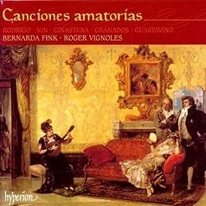 Canciones Amatorias
