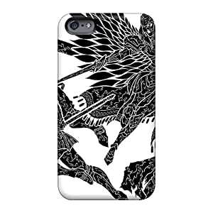 High Quality Hard Cell-phone Case For Iphone 6plus (prX8359GMgG) Allow Personal Design Trendy Einherjer Band Pictures