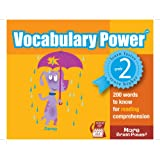 Vocabulary Power Grade 2: 200 Words to Know for Reading Comprehension