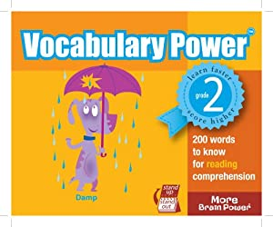 Vocabulary Power Grade 2 Audrey Carangelo