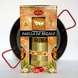 Noodles Seafood Paella Kit - Seafood Fideuá Kit