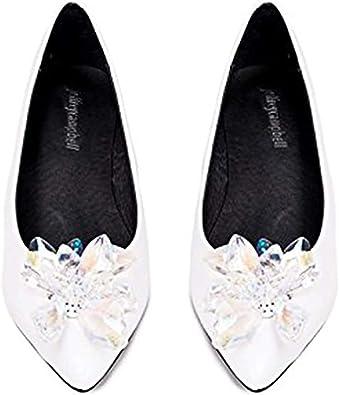 ballet flat with heel