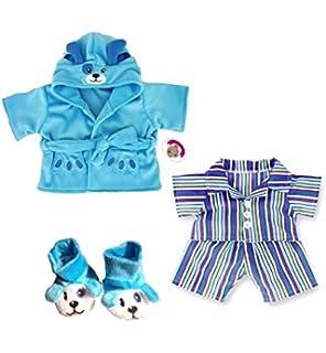 2780302ac8f Build Your Bears Wardrobe Teddy Bear Clothes fits Build a Bear Teddies Robe