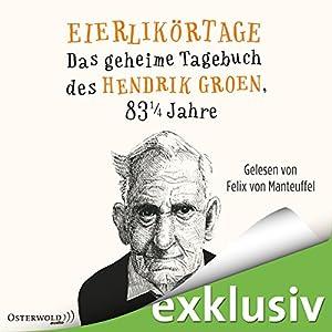 Eierlikörtage Audiobook