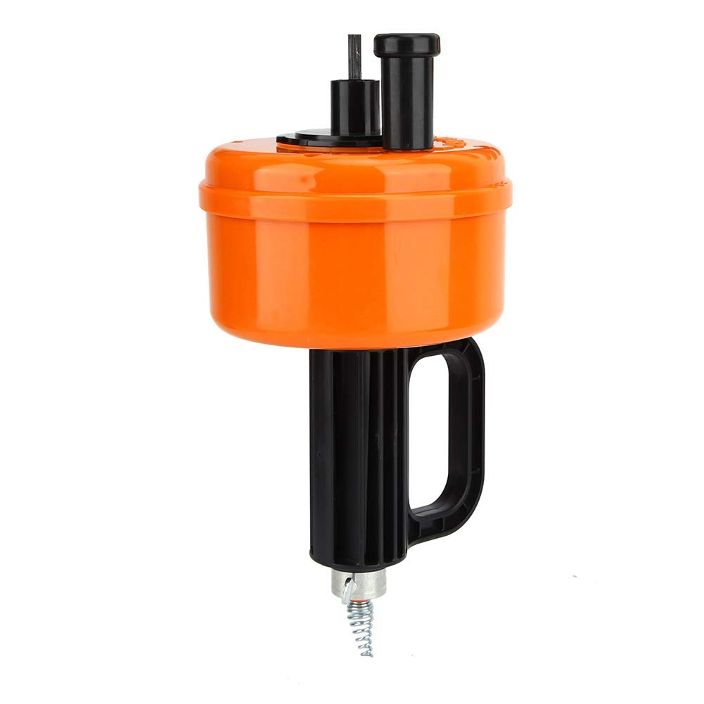 Shanbor Inflator Pipeline Dredge Tool,Household Portable Kitchen Sewer Bathroom Toilet by Shanbor