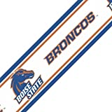 NCAA Boise State Self-Stick Wall Border - Broncos Decor Accent