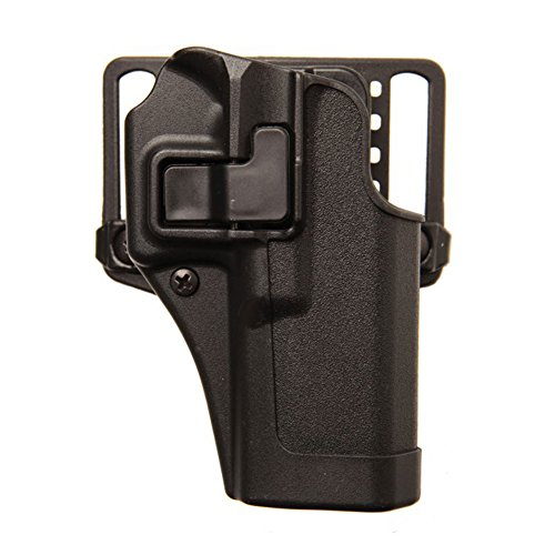 Serpa Cqc Matte Rh S&W 5900/4000 Blackhawk! 410510bk-R (Blackhawk Special Operations Holster)