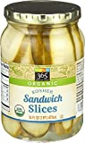 365 Everyday Value, Organic Kosher Sandwich Slices, 16 oz