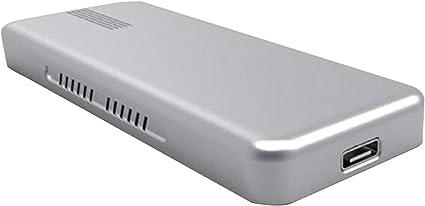 JMT USB 3,1 a m2 SATA SSD móvil Disco Duro Caja Adaptador Tarjeta ...