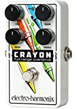Electro Harmonix 665200  Electric Guitar Effect with Synthesiser Filter Crayon-76 Full Range Overdrive