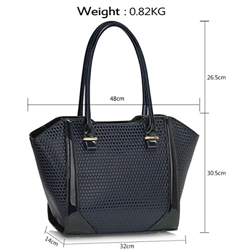 Xardi London, Borsa a spalla donna Navy