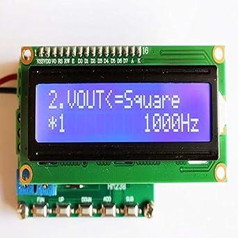 Taidacent 1pcs Function Generator Circuit External Pulse
