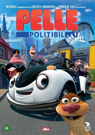 Ploddy the Police Car Makes a Splash [Region 2] (Police Car Dvd)