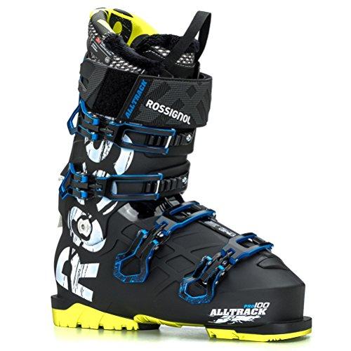 Pro 100 Ski Boot - Rossignol Alltrack Pro 100 Ski Boots 2018 - Black 285