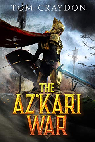 Book: The Az'kari War by Tom Craydon