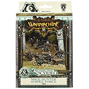 Privateer Press – Warmachine – Retribution: Mage Hunter Strike Force Model Kit