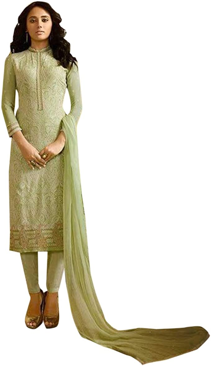 Amazon Com New Festive Designer Women Wedding Dress Salwar Kameez Custom To Measure Muslim Eid 2711 Clothing