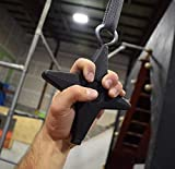 Ninja Warrior Throwing Star Climbing Bomb - Pull Up Bar or Playground Attachment for Grip Strength Training