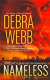 Front cover for the book Nameless by Debra Webb