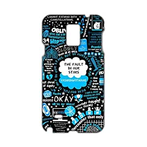 Life motto 3D Phone For SamSung Note 2 Case Cover
