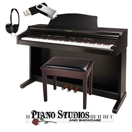 Kawai CE220 Bundle   Piano, Bench, Headphones And 4GB USB Drive