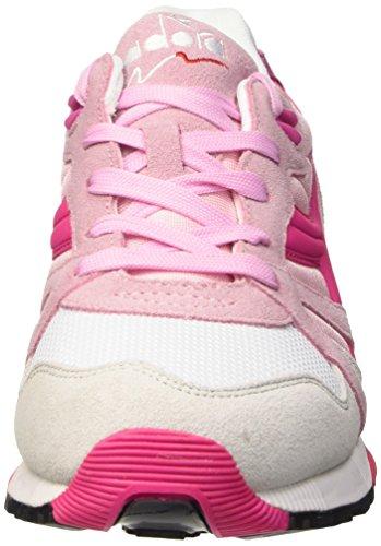 Multicolore rosa Magenta Rosa Low 160827 Ombra top Adults' Diadora c6120 Unisex qXgwznU