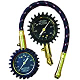 Rhino USA Heavy Duty Tire Pressure Gauge Combo - 60PSI & 75PSI