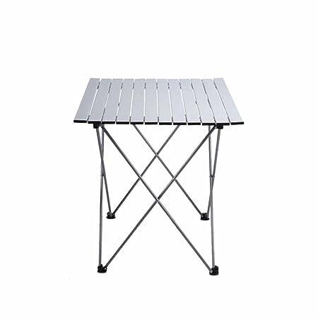 Tavoli Da Giardino In Alluminio Pieghevoli.Chenquan Csq Tavoli Pieghevoli E Sedie Multifunzionale
