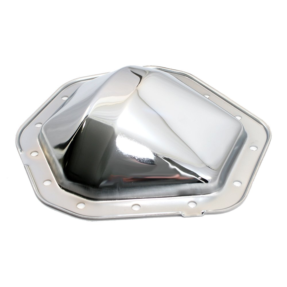 Assault Racing Products A5075 GM Truck 14 Bolt 10.5in Ring Gear Polished Aluminum Rear Differential Cover