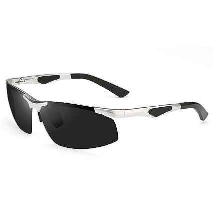 WYJL gafas Marea gafas de sol masculinas de deportes controlador polarizado conducción gafas de sol pesca
