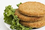 Dr. Praeger's Premium Vegan Breaded Chickenless Patties 2.5 oz (10 lb Pack)