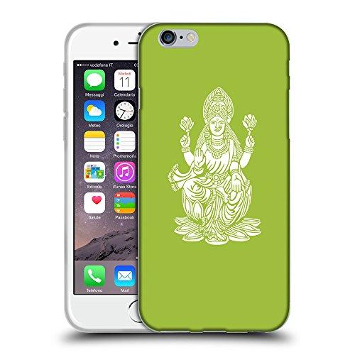 "GoGoMobile Coque de Protection TPU Silicone Case pour // Q09540603 Hindou 8 Android vert // Apple iPhone 6 PLUS 5.5"""