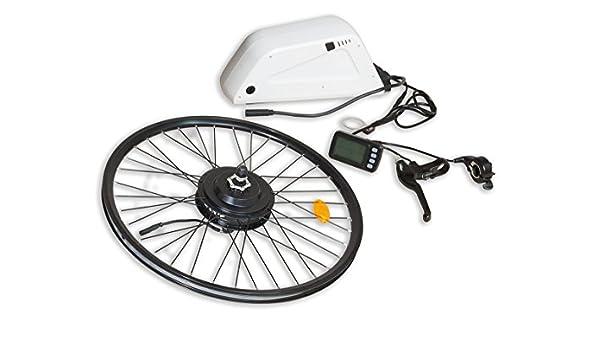 kit de motor eléctrico para bicicleta de montaña 250W: Amazon.es: Deportes y aire libre