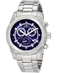 Invicta Mens 1560 II Collection Swiss Chronograph Watch
