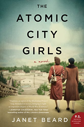 Chanel White Dial - The Atomic City Girls: A Novel