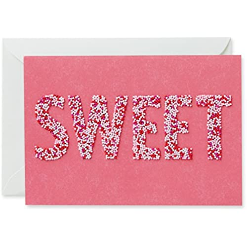 Hallmark Signature Valentine's Day Card: Sweet Candy Sprinkles Sales