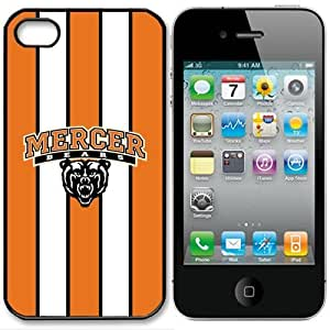 NCAA Mercer Bears Iphone 4 and 4s Case Cover