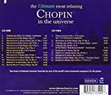 The Ultimate Most Relaxing Chopin In The Universe [2 CD]