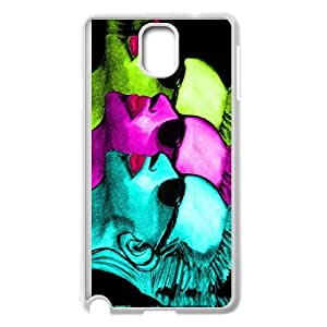 Samsung Galaxy Note 3 Cell Phone Case White HORROR GAME 2 SUX_891567